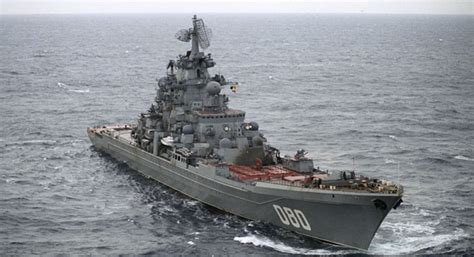 Admiral Nakhimov To Become Most Powerful Missile Cruiser