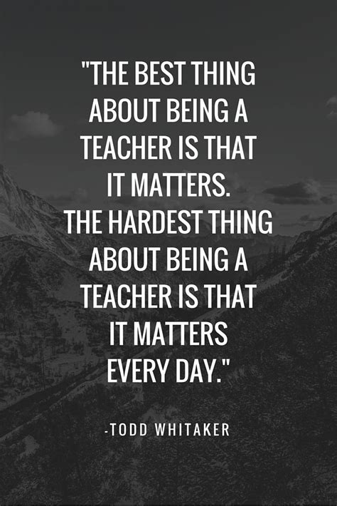 Best 25+ Teacher Quotes Ideas On Pinterest Teacher