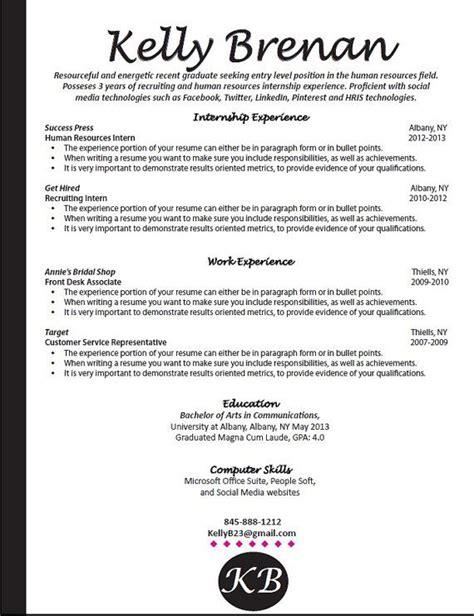 custom resume writing and design resume template
