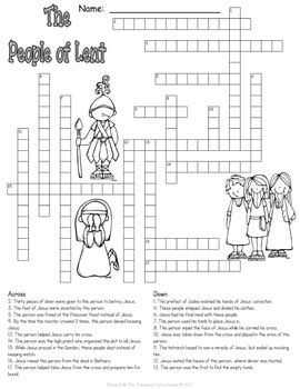 lent from ash wednesday to easter worksheet and activity tpt