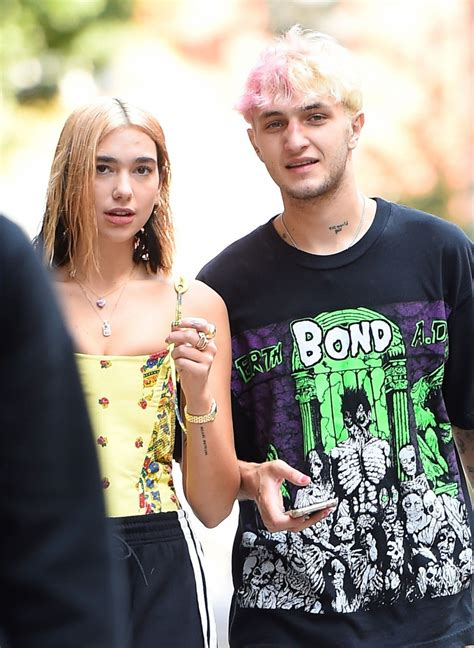 Dua Lipa Debuts New Blonde Hair While Teasing 'New Era' of ...