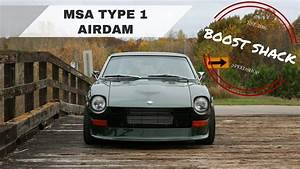 Installing Msa Type 1 Airdam On The Rb25 280z