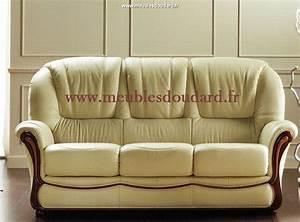 Canapé Cuir Fauteuil : salon cuir canap cuir fauteuil cuir ~ Premium-room.com Idées de Décoration