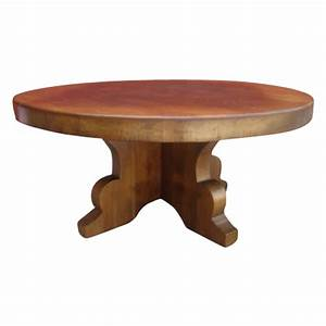 Coffee table rustic round coffee tables used round coffee for Large round rustic coffee table