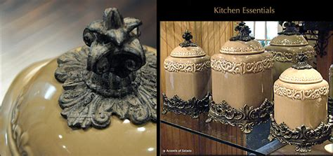Tuscan Style Kitchen Canister Sets by Kitchen Canisters Tuscan Food Canisters Tuscan Style