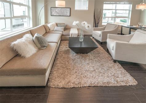 fluffy area rugs fluffy white area rug best decor things