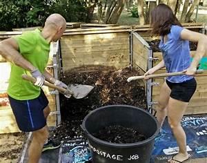 Compost En Appartement : toulouse les solutions pour composter en ville m me si ~ Melissatoandfro.com Idées de Décoration