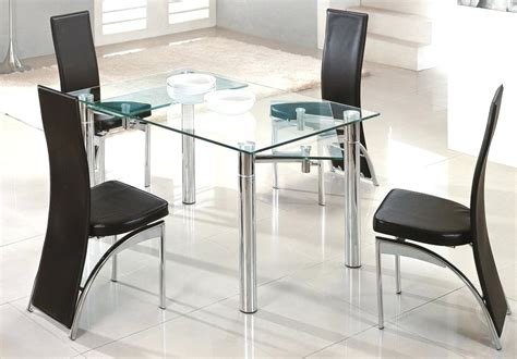 cheap glass dining table set cheap dining table and chair zagons co