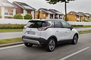 Avis Opel Crossland X : essai opel crossland x 1 2 turbo notre avis sur le nouveau crossland photo 20 l 39 argus ~ Medecine-chirurgie-esthetiques.com Avis de Voitures
