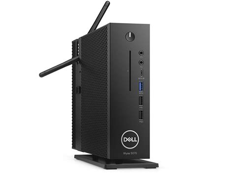 dell debuts  wyse  thin client small form factor