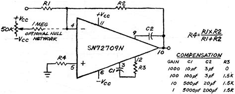 The Operational Amplifier What How Works