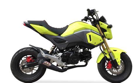 Honda Msx-125 Grom 2016-18 Exhaust