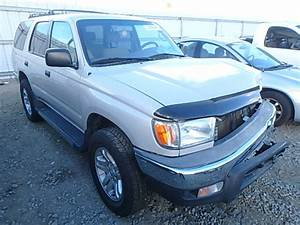 Used Parts 1999 Toyota 4runner 2wd 2 7l Engine A340e Trans