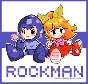 Roll Mega Man deviantART