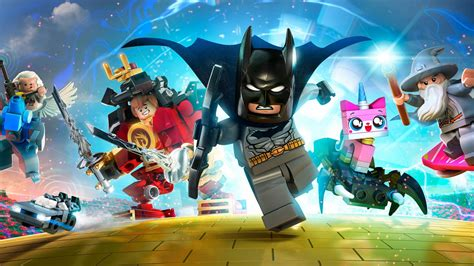 lego dimensions  game wallpapers hd wallpapers id
