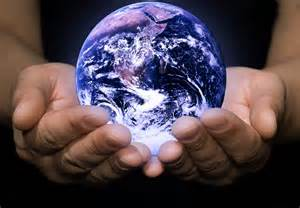 Free vectors computer icons, hands holding earth, purchase