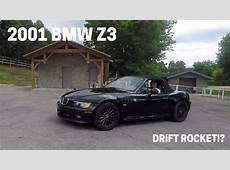 BMW Z3 30i Roadster ReviewBEST Convertible? YouTube