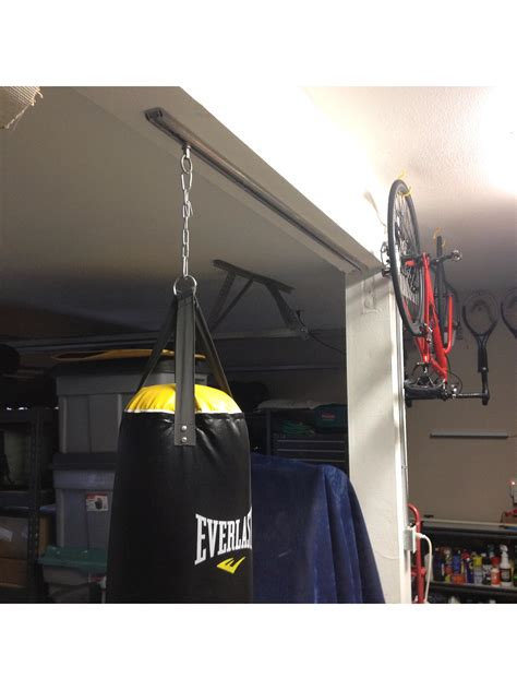 Heavy Bag Ceiling Mount by Tuffrail Collection 187 Heavy Bag Overhead Homes
