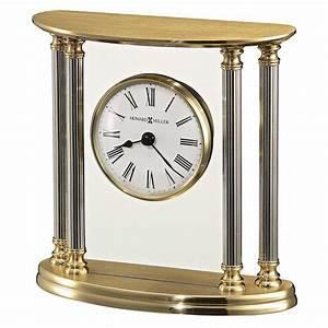 Howard, Miller, New, Orleans, Mechanical, Table, Clock, 645217