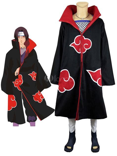 naruto uchiha itachi akatsuki halloween cosplay costume