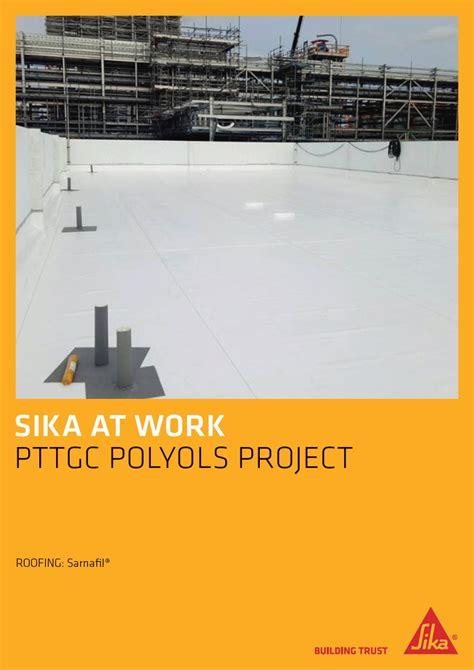 PTTGC Polyols
