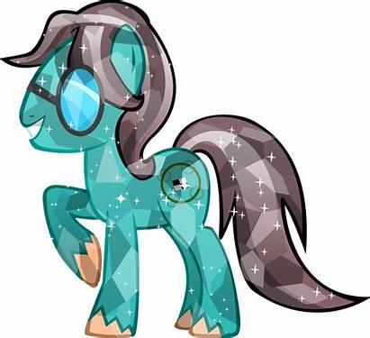 Crystal Ponies Pony Friendship Magic Fanpop