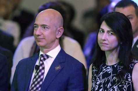Jeff Bezos' Divorce: Here's How Much Amazon Money His Wife ...
