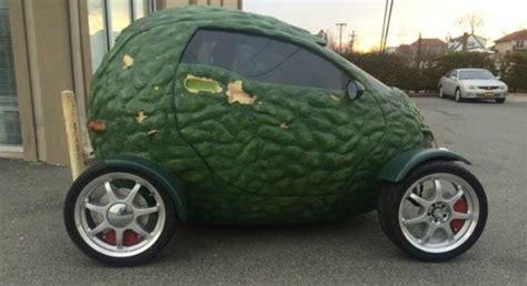 Subway's Avocado Car For Sale On Craigslist Autoevolution