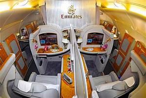 Ein $18,000 Dollar Flug in der First Class Suite von Emirates