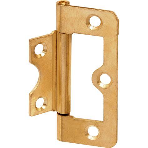 flush door hinges brass plated flush hinge 60mm toolstation