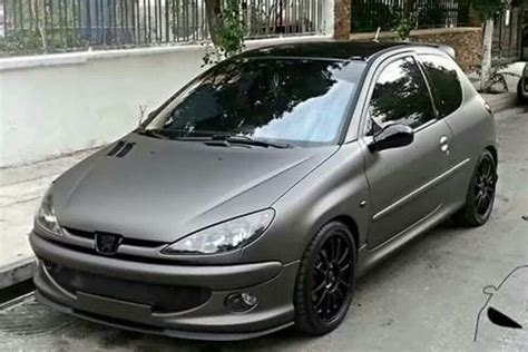 peugeot 206 tuning peugeot 206 mate cars peugeot cars and