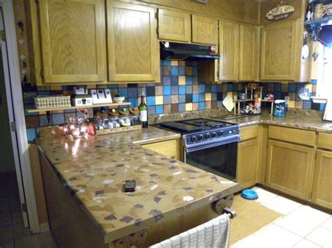 backsplash for kitchen 1000 ideas about granite kitchen counter inspiration on 4546