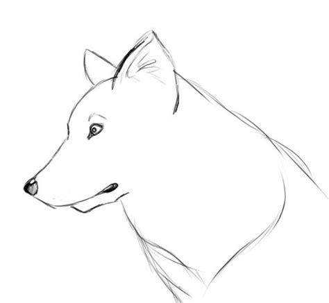 comment dessiner un loup facile dessins en 2019 comment dessiner un loup dessin et loup dessin