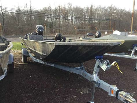 Crestliner Boats Retriever by 2016 New Crestliner 2070 Retriever Sc Jon Boat For Sale