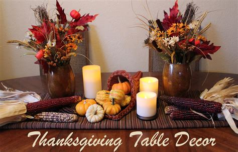 thanksgiving table decor easy as cornucopia of creativity diy thanksgiving table decor