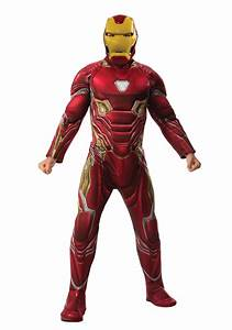 Marvel, Infinity, War, Deluxe, Iron, Man, Costume, For, An, Adult