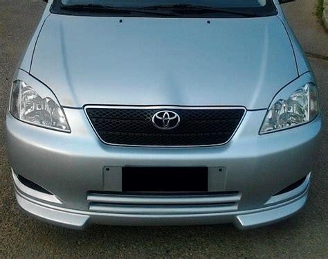Toyota Corolla E12 02-04