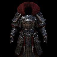 Ancient Warrior Armor