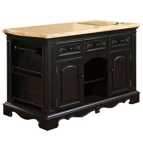 pennfield kitchen island pennfield kitchen island stool in distressed black base