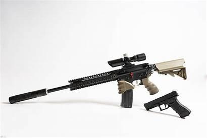 Glock Airsoft Cyma Replica M4 Dmr Specna