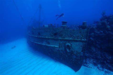 scuba diving  pirate territory trip planning article