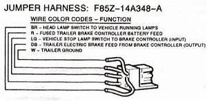 2009 E-350 Trailer Wiring Harness
