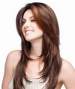 Coupe Cheveux Long Dégradé : coupe de cheveux degrade femme ~ Dode.kayakingforconservation.com Idées de Décoration