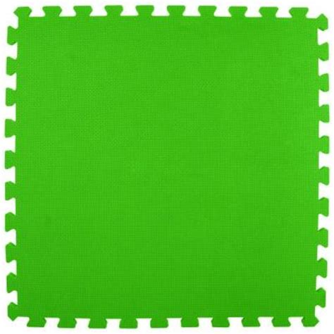 greatmats premium lime green 24 in x 24 in x 5 8 in
