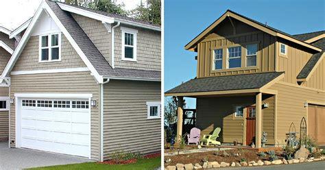 detached garage plans  living spaces