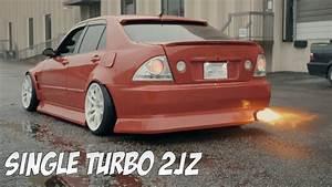 500hp Single Turbo 2jz Lexus Is300