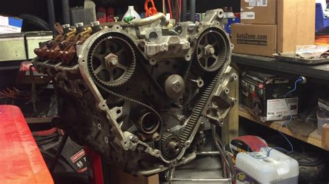 Chrysler Engine Rebuild Part Youtube