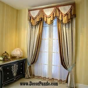 top 20 luxury classic curtains and drapes designs 2017