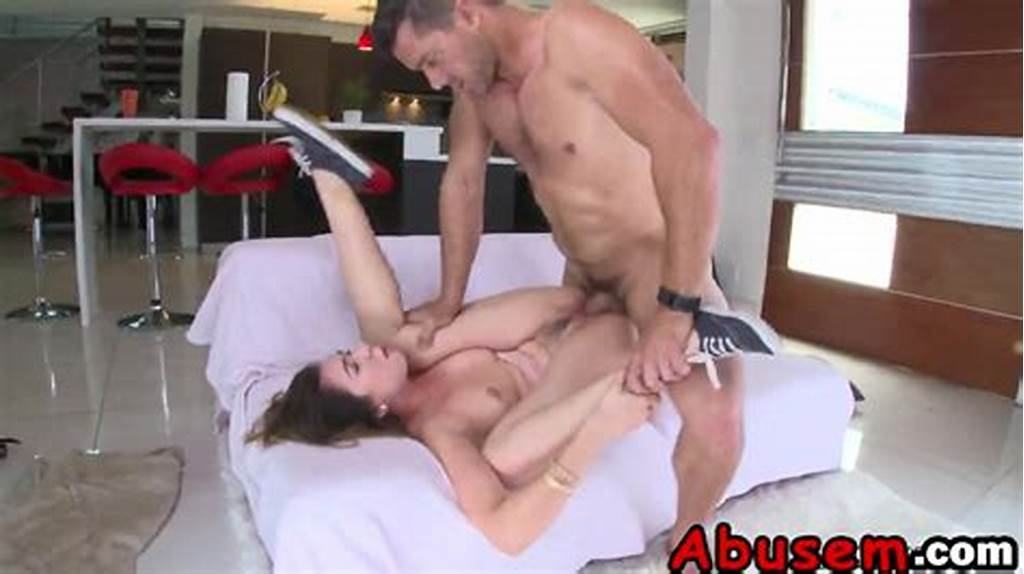 #Melissa #Moore #Begs #For #Hard #Sex #And #Gets #Pussy #And #Throat