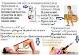 Что делать чтобы похудели ноги в домашних условиях за неделю без диет